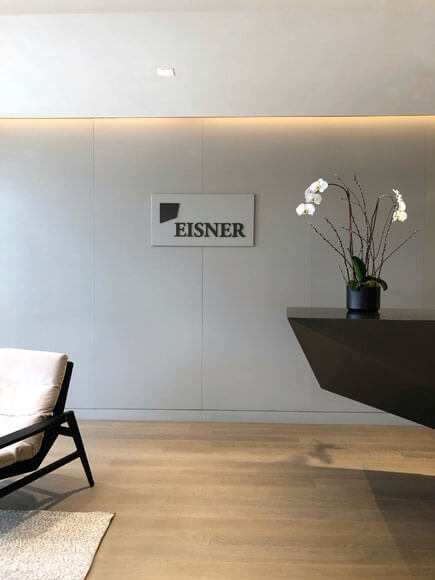 EISNER - A professional Corporation